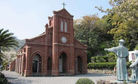 堂崎教会【福江】