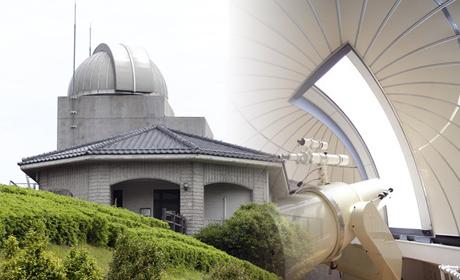 鬼岳天文台(五島市福江)